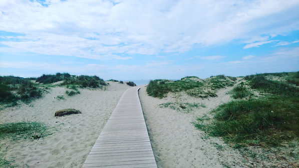 Sola beach is a great place to unwind | A Weekend in Stavanger