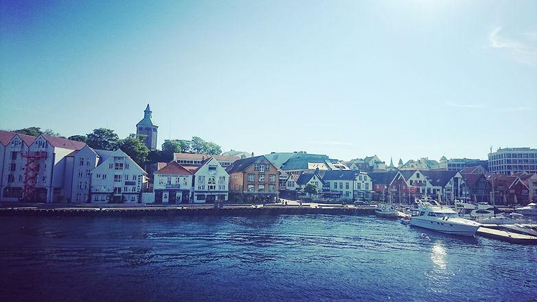 Stavanger's famous harbour | A Weekend in Stavanger