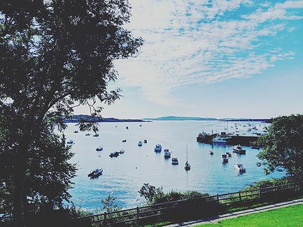 The stunning harbour at Schull | A weekend in west cork.