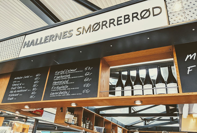 Amazing Smorrebrod is available at Hallernes | A Weekend in Copenhagen