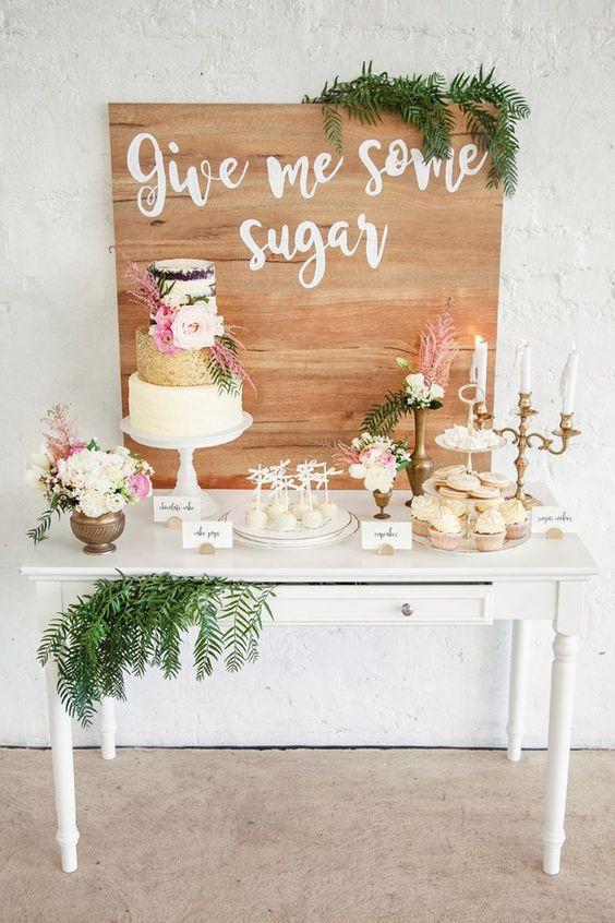 dessert table, dessert sign, donut sign, sweet sugar, sugar table, decorative dessert, entry table, signage, wood dessert sign, dessert table calligraphy, calligraphy sign