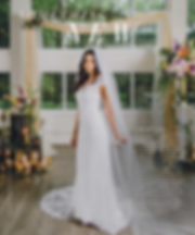 Modern Luxury Wedding Dress