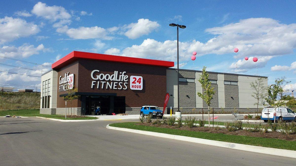 Goodlife - 2525 Appleby Line