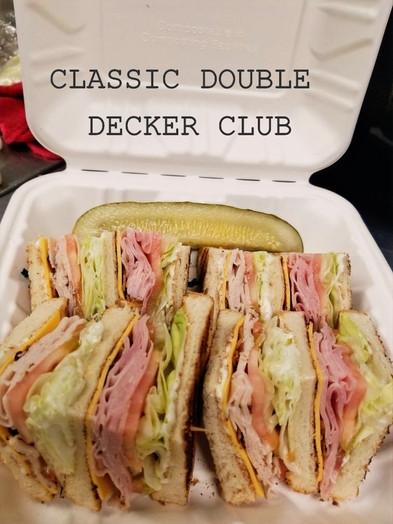Classic Double Decker CLub