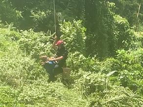 56. Rescue in the Jungle
