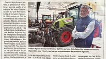 La formation de Mécanicien Agricole peine à recruter