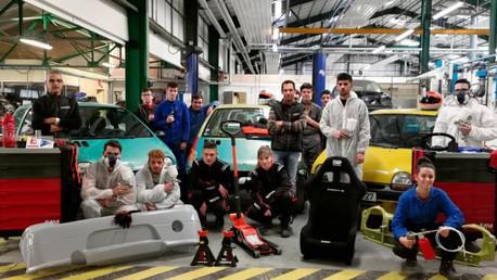 Projet Twin'Cup : Article dans Paris Normandie