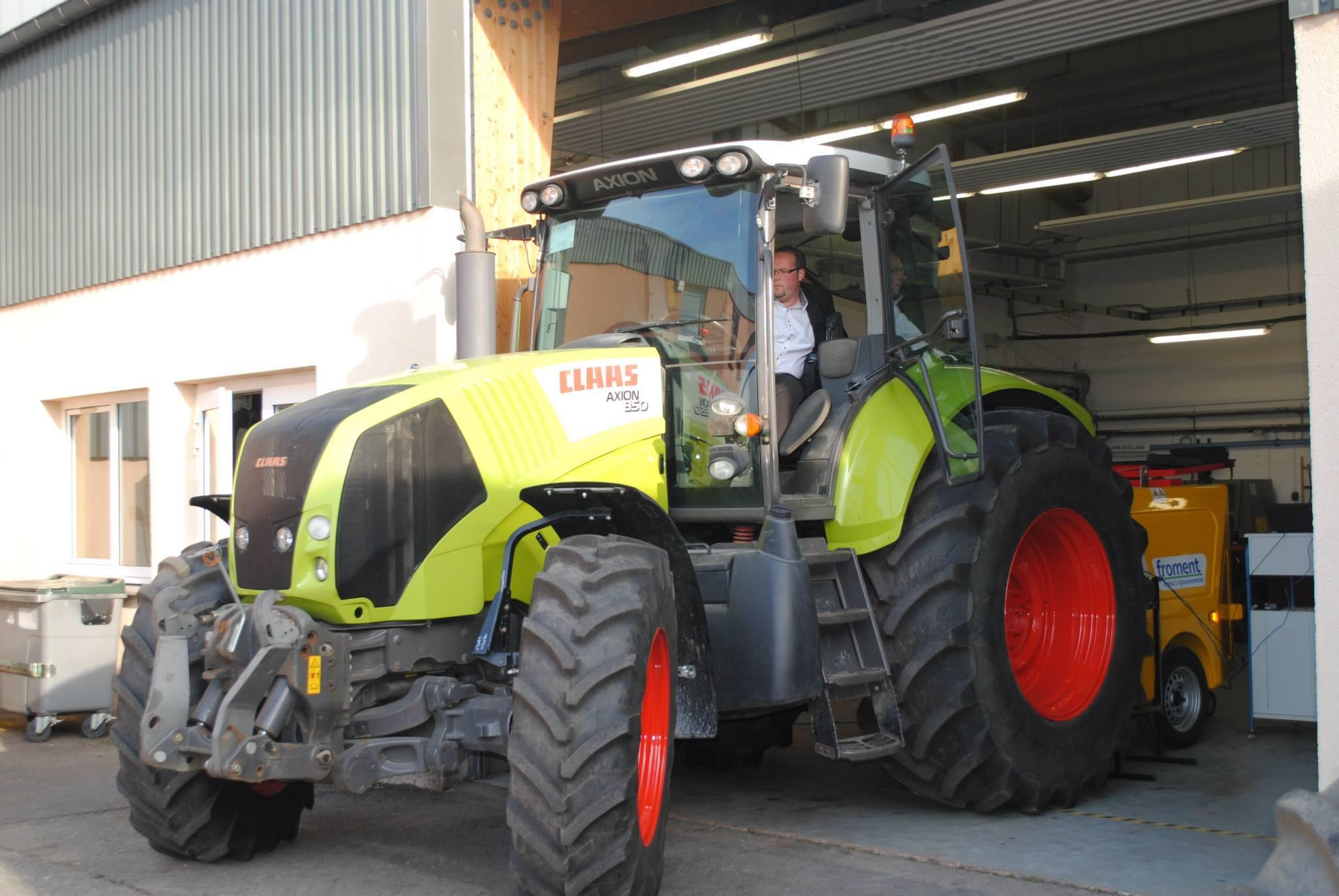 CAP Matériel Agricole