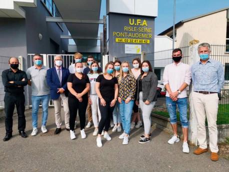Le lycée des métiers Risle-Seine a créé deux BTS en deux ans