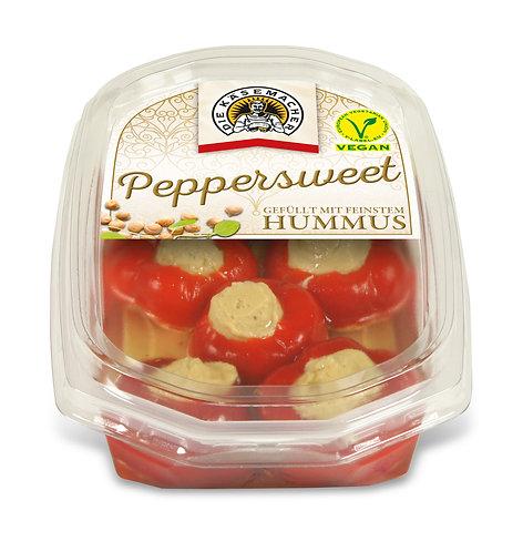 Peppersweet gefüllt mit Hummus 140g