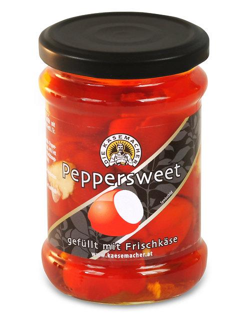 Peppersweet gefüllt mit Frischkäse 250g