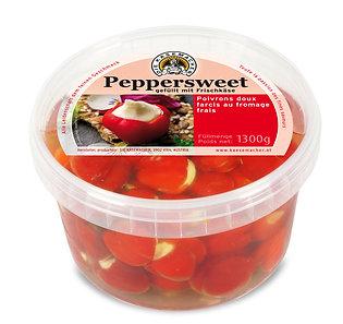 Peppersweet gefüllt mit Frischkäse 1300g