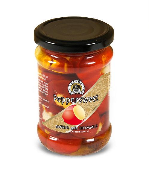 Peppersweet gefüllt mit Hummus 250g