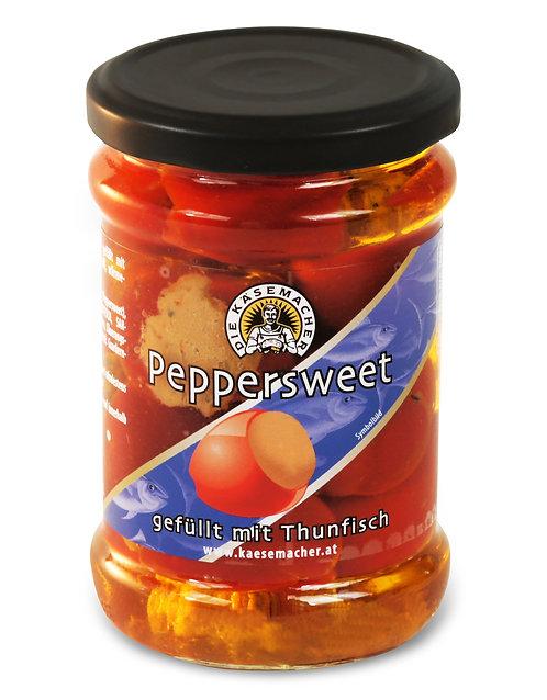 Peppersweet gefüllt mit Thunfisch 250g