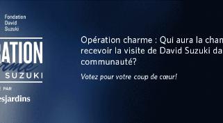 L'Opération charme David Suzuki