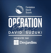 En tête pour l'Opération charme David Suzuki