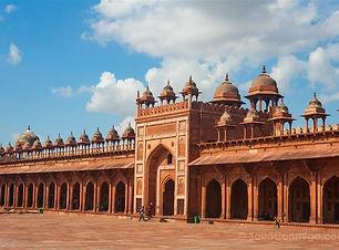 India-Fatehpur-Sikri-Mezquita-Jama-Masji