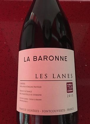 "LA BARONNE "" les lanes"""