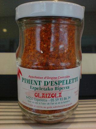 Piment d'Espelette A.O.C