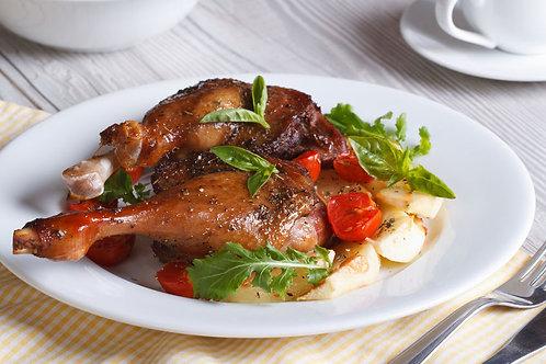 Manchons de canard confits (5)
