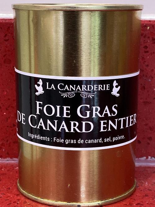 Foie gras de canard boite 300g