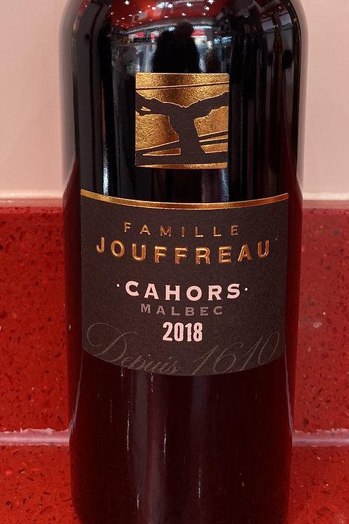 Cahors «malbec» de Famille Jouffreau