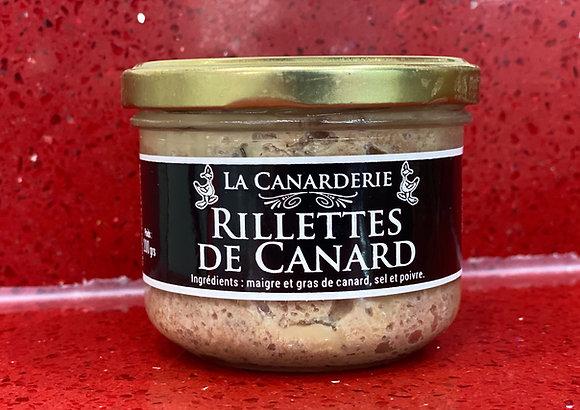 Rilllettes de canard 200 g