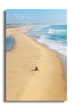 Pensées face à l'océan.