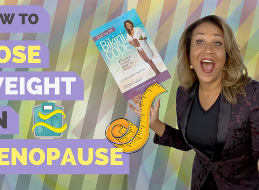Why we gain weight over 50 and menopause weight loss solutions – Diet tips that work