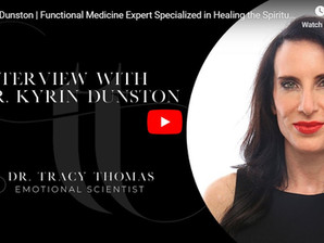 Elevate Your Life (interview with Dr. Tracy Thomas)