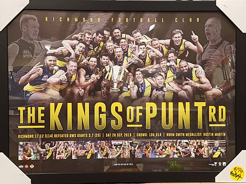 The Kings of Punt Road