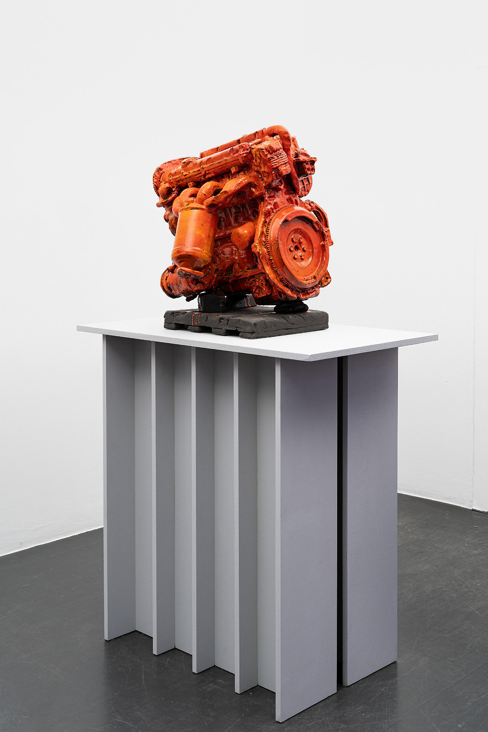 Christian Gonzenbach Ribot gallery contemporary art milan