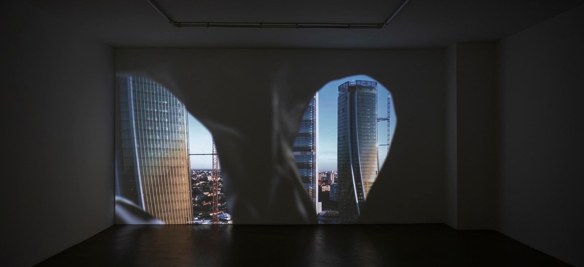 Devis Venturelli, Primitive Paradise, installation view