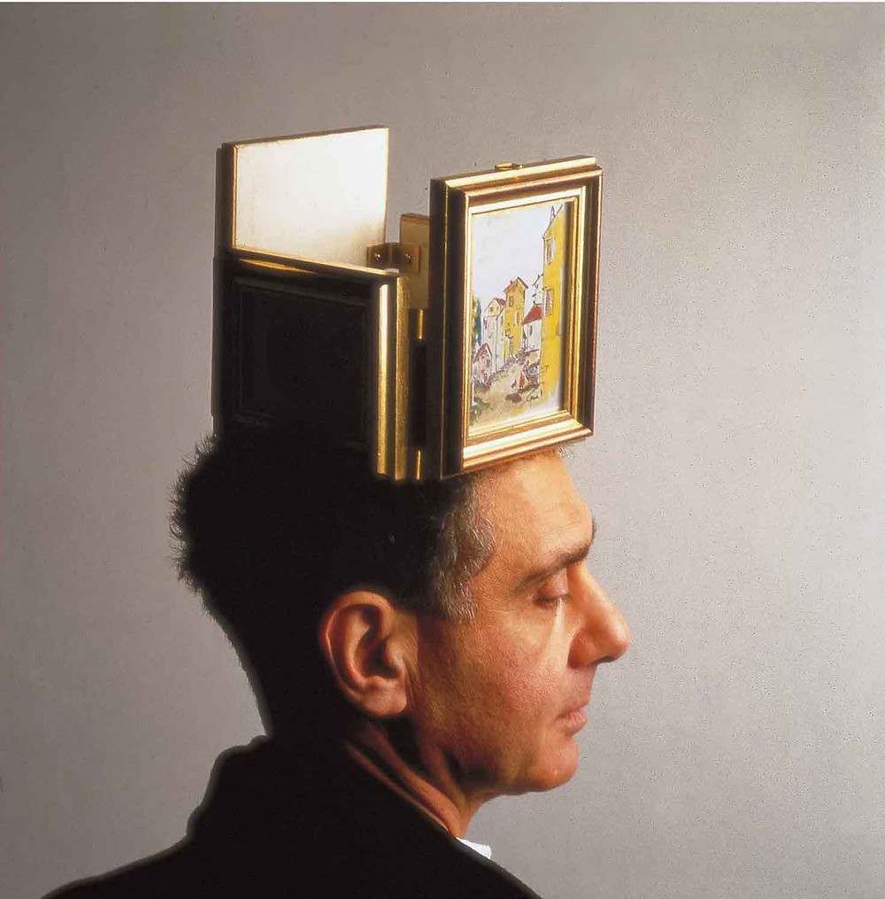 Corrado Levi Ribot gallery contemporary art Milan