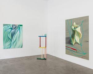 PERRONE PYSZCZEK, RIBOT AGLLERY arte contemporanea milano