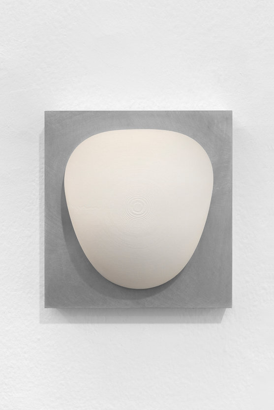 Harrison Pearce, Absolute pressure (A), 2021, polyurethane rubber, polyurethane foam, alum