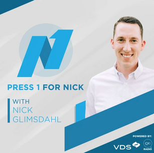 Press 1 For Nick Podcast