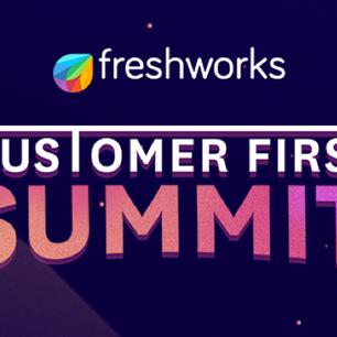 FreshWorks Customer First Summit Speaker