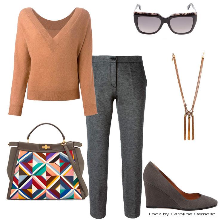 Look feminino--consultoria de imagem e estilo-personal stylist bh