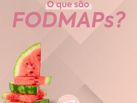 O que são FODMAP's?