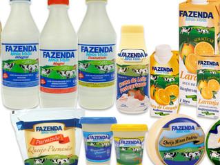 Equipamentos de qualidade para laticínios garantem a produtividade.