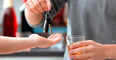 Embriaguez ao volante