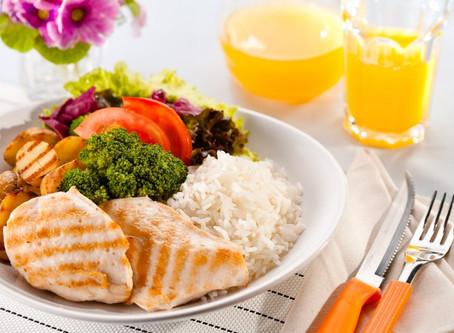 Como ter uma alimentação saudável e saborosa no dia-a-dia?