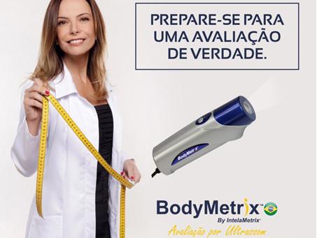 Novo ultrassom vem revolucionando a avaliação da composição corporal.