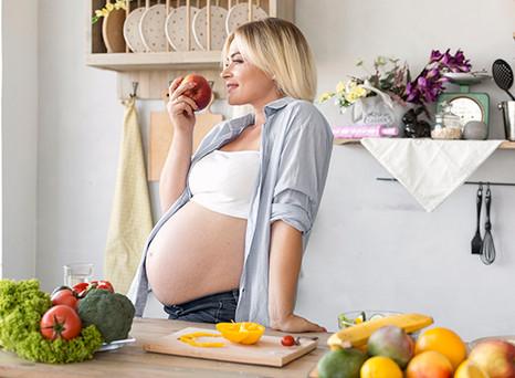 Influência da boa nutrição na fertilidade
