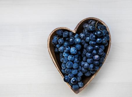 Resveratrol. Um grande aliado na saúde do coração.