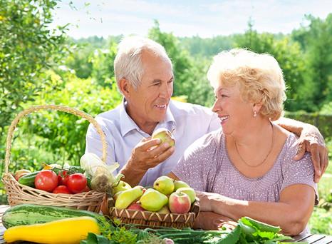 Como a nutrição melhora a qualidade de vida do idoso