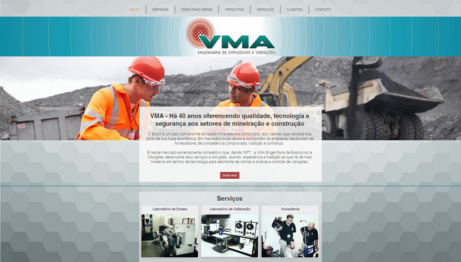 Já está no ar mais um site criado e otimizado pela nossa consultoria.