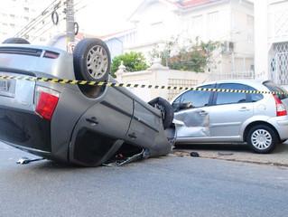 Acidentes de veículos: como proceder?