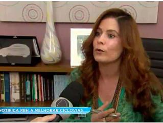 Confira entrevista da Dra. Luciana Mascarenhas, concedida à Rede Record, sobre irregularidades nas c